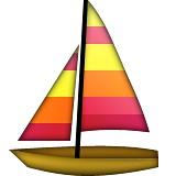 sail emoji