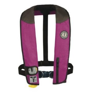 Mustang Survival Deluxe Automatic Inflatable PFD with Harness