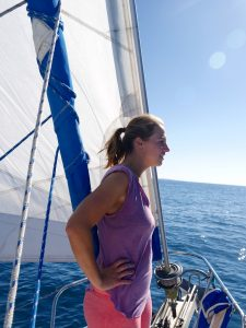 Sailing in Northern Baja